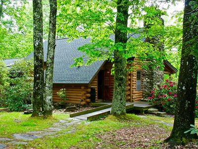 Photo for 5BR Cabin Vacation Rental in Brevard, North Carolina