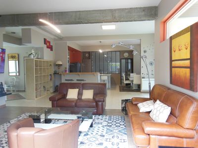 Photo for very nice loft of 136 m2