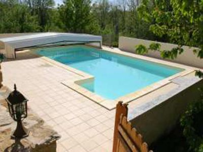Photo for stone house ds park 3 km Sarlat 3 * wifi pool Discount 20% May / June