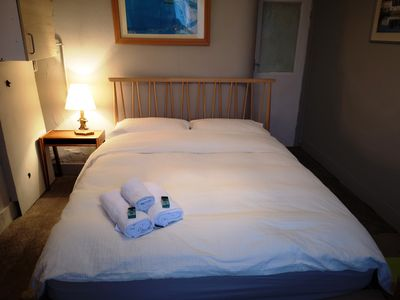 Photo for King Size Bed B&B + Self Catering
