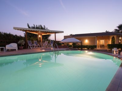 Photo for Villa with swimming pool between Sampieri and Marina di Modica
