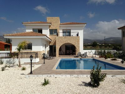 Photo for Fabulous Brand New 3 Bed 3 Bath Villa With Large heated Pool