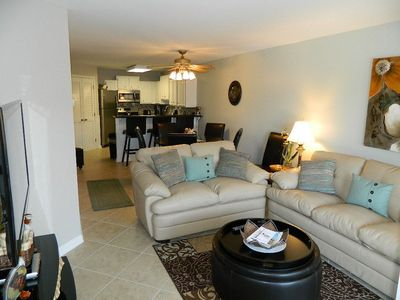 Photo for Completely Remodeled 2br 2ba condo! Wonderful Location Indoor and Outdoor Pools