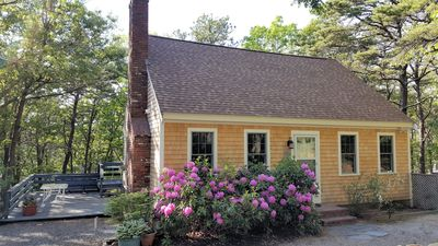 Photo for Newly-Renovated 3BD--Walk to Duck Pond, A/C, Enclosed Outdoor Shower