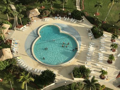 Photo for Beach Front Condo . South West Florida Marco  Island