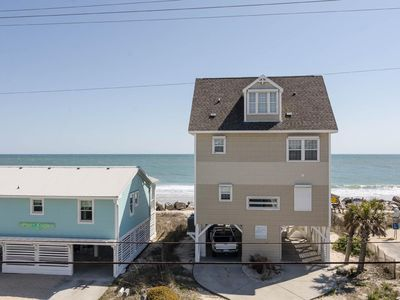 Photo for Experience the Northend of Carolina Beach in this 6 bedroom dog friendly home