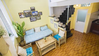 Photo for Saigonese Homestay in D1 - HCMC with 4Beds for 7 guests