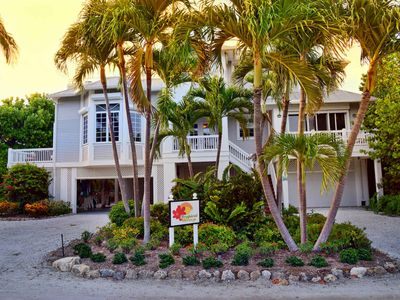 Photo for Tropical Breeze Luxury Home - 60 Yards from a Fantastic Beach no roads to cross