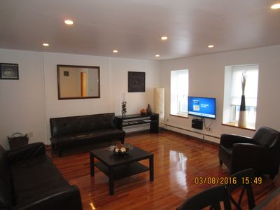 Photo for New and Modern 1 Bdrm Apt W/ Garden