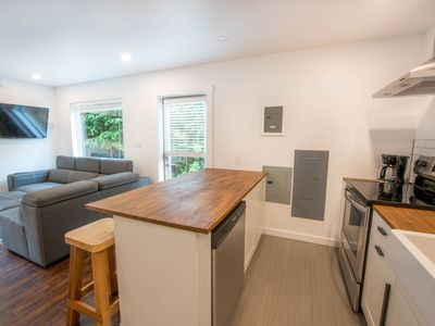 Photo for Newly Built Studio Suite Within Walking Distance To The Beach