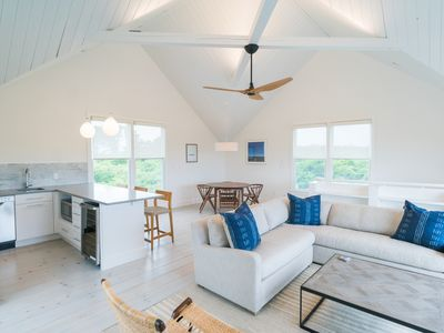 Photo for 2 BR Modern Cottage with Ocean Views