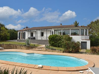 Photo for Modern Villa in Malves-en-Minervois with Private Pool