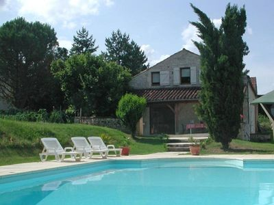 Photo for Gite Montgesty, 4 bedrooms, 8 persons