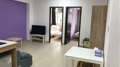 Photo for Spacious Modern ShamShuiPo 5mins to MTR 1-6 Guests
