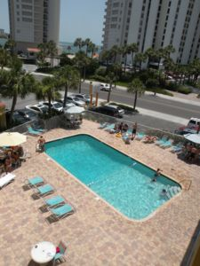 Photo for Pelican Pointe Condo/Hotel Unit #219 Affordable Efficiency in the Heart of Clearwater Beach!