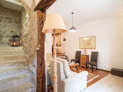 Photo for Historic, Centrally Located Holiday Home with Wi-Fi and Fireplace