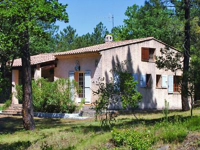 Photo for 4 bedroom Villa, sleeps 8 in Pomples with Pool and WiFi