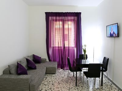 Photo for Romefinestay Apartment Cola di Rienzo