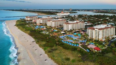 Photo for 2 Bedroom Beachfront Resort (Ocean Front View)  for a Great Thanksgiving!