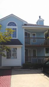 Photo for 2 Bed, 2 Bath Condo Steps to Beach & Boards!