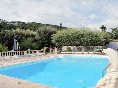 Photo for Vacation home Le Castagnou  in Neoules, Côte d'Azur hinterland - 6 persons, 3 bedrooms