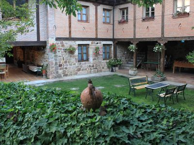 Photo for House trained in the Palencia mountain, Romanesque and nature to enjoy.