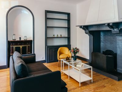 Photo for Charming Basque house, downtown Biarritz, sleeps 7