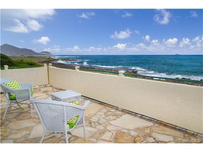 Photo for Kailua Ocean Front Home