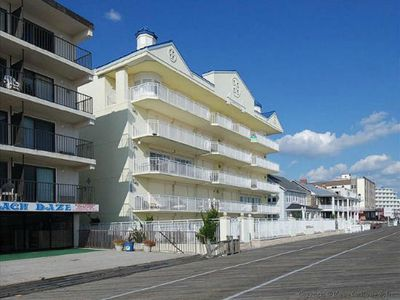 Photo for Oceanfront Penthouse Condo located on the Boardwalk - 5th floor