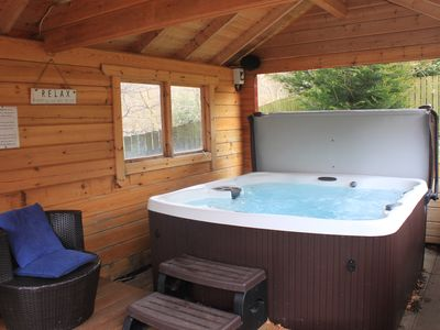 Photo for 1BR Chalet Vacation Rental in By Aberfeldy, Perthshire