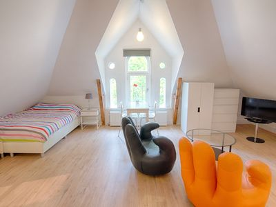 Photo for Stylish Loft in the heart of the city Rotterdam!..