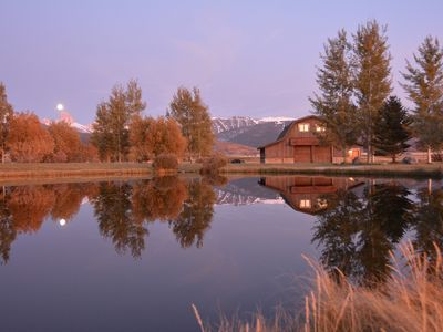 Photo for Teton Range Retreat - Downstairs Unit Only/Sleeps 8/Great for Families