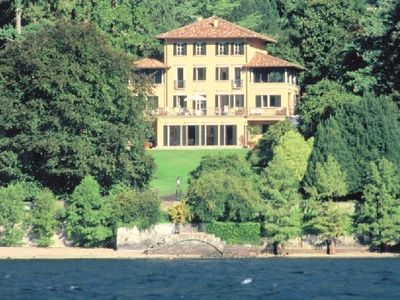 Photo for Lake como luxury vacation villa