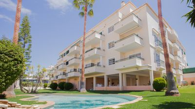 Photo for Apartment Quinta da Praia 1.º B