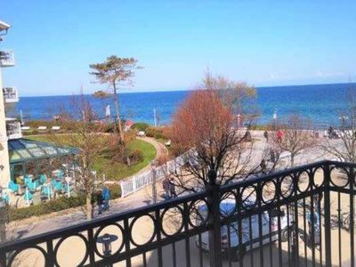 "Photo for (158) 3 room apartment - sea views - apartment block ""Atlantic"""