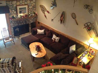 Photo for Harbor Springs Condo, 2400 Sq. Ft., 5 Bedroom, 3 Bath, 3 Levels, Very Clean