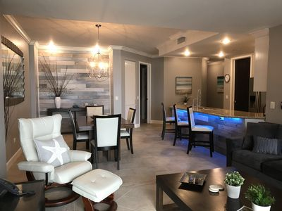 Photo for Designer Transformed Phase 2 Luxury Condo, all New!