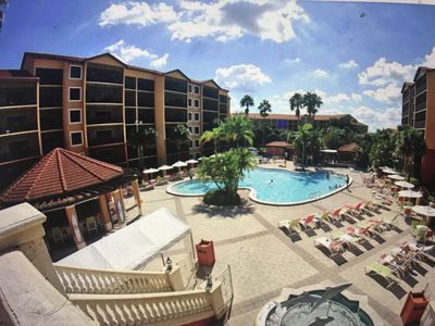 Photo for Luxury Resort 3 BR/ 3 BA Room Near Orlando