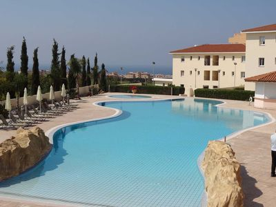 Photo for Anemona View - Large Free-Form Pool, Panoramic Sea Views, Free Broadband/WiFi