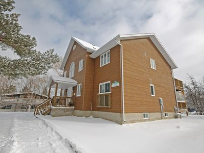 Photo for Summit Ridge 6- Executive Chalet, Floor to Ceiling Windows + Hot Tub- Snow is here!