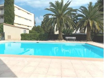 Photo for Appt T2 4/5 pers - City center / swimming pool - Sainte Maxime