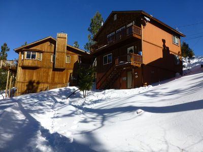 Ben's Cool Cabin - FREE Ski/Board Rental! 3BR/2.5BA/WiFi/Direct TV/Forest View