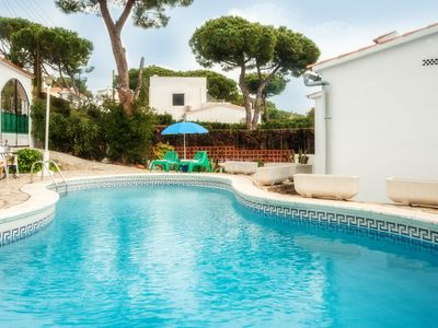 Photo for House with private pool , garden and free wifi.