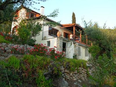 Photo for Holiday house Stoupa Messinias for 6 - 9 persons with 4 bedrooms - Holiday house