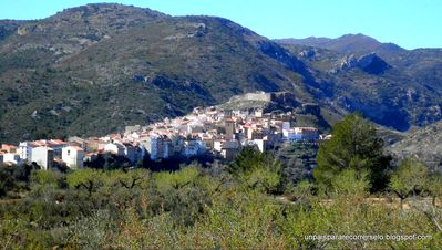 Photo for Housing in a mountain village where the river Palancia is born