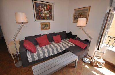 Photo for modern and sunny apartment T3 - located in a classified street - WIFI