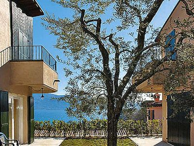Photo for Residence Nautic Resort San Carlo, Gargnano  in Westlicher Gardasee - 4 persons, 1 bedroom