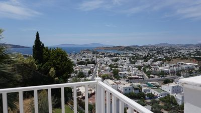 Photo for 3BR Triplex Villa with Amazing View, Bodrum