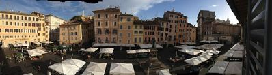 Photo for Elegant Flat view on-Campo Dei Fiori Extensible Flat 2/4 To 9/13 Persons, Wi-fi
