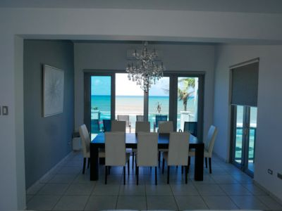 Photo for Beachfront Blue Horizon Villa PH Apartment with Terrace & Rooftop